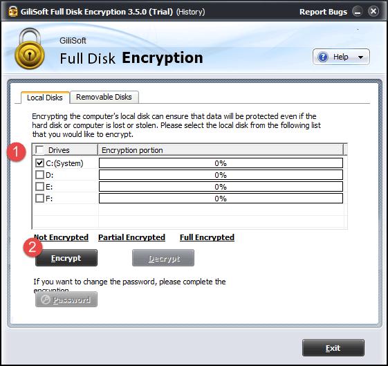 Migliori alternative a truecrypt per criptare disco fisso for Miglior software arredamento interni